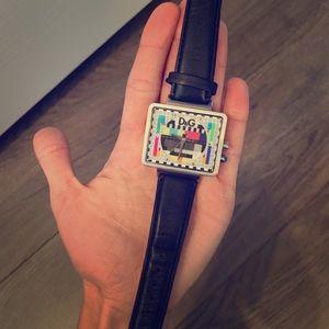 Dolce & Gabbana TV Test Screen Watch